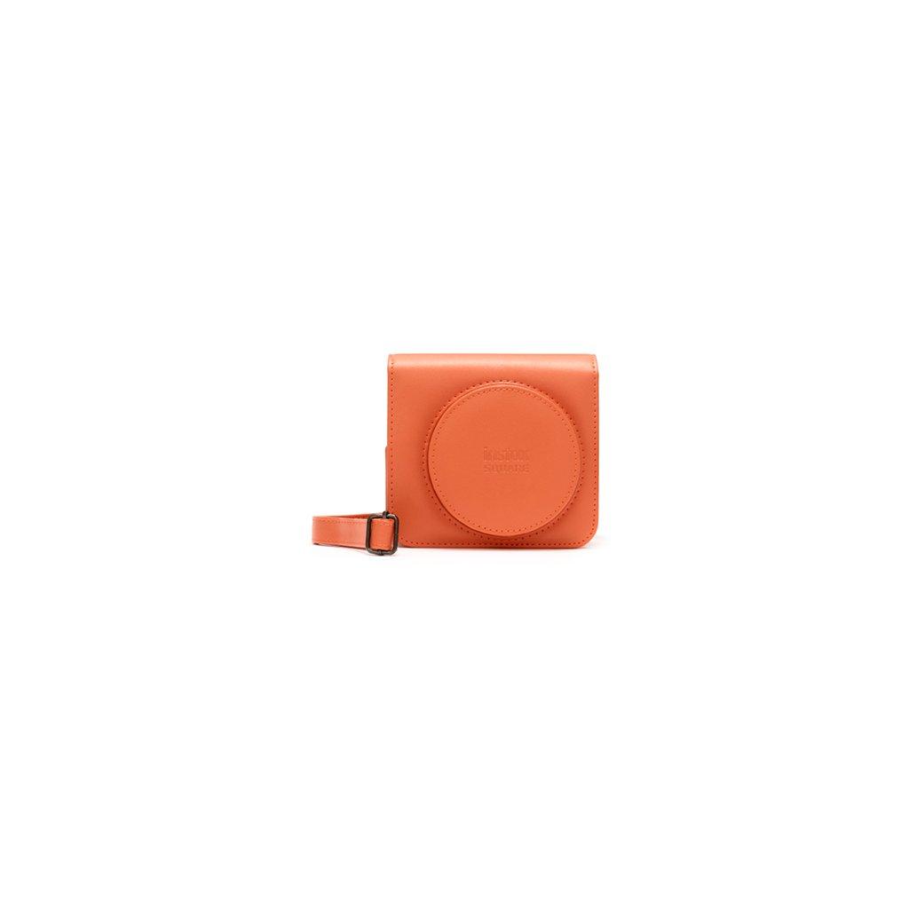 instantnecz pouzdro fujifilm instax sq1 terracota orange 1
