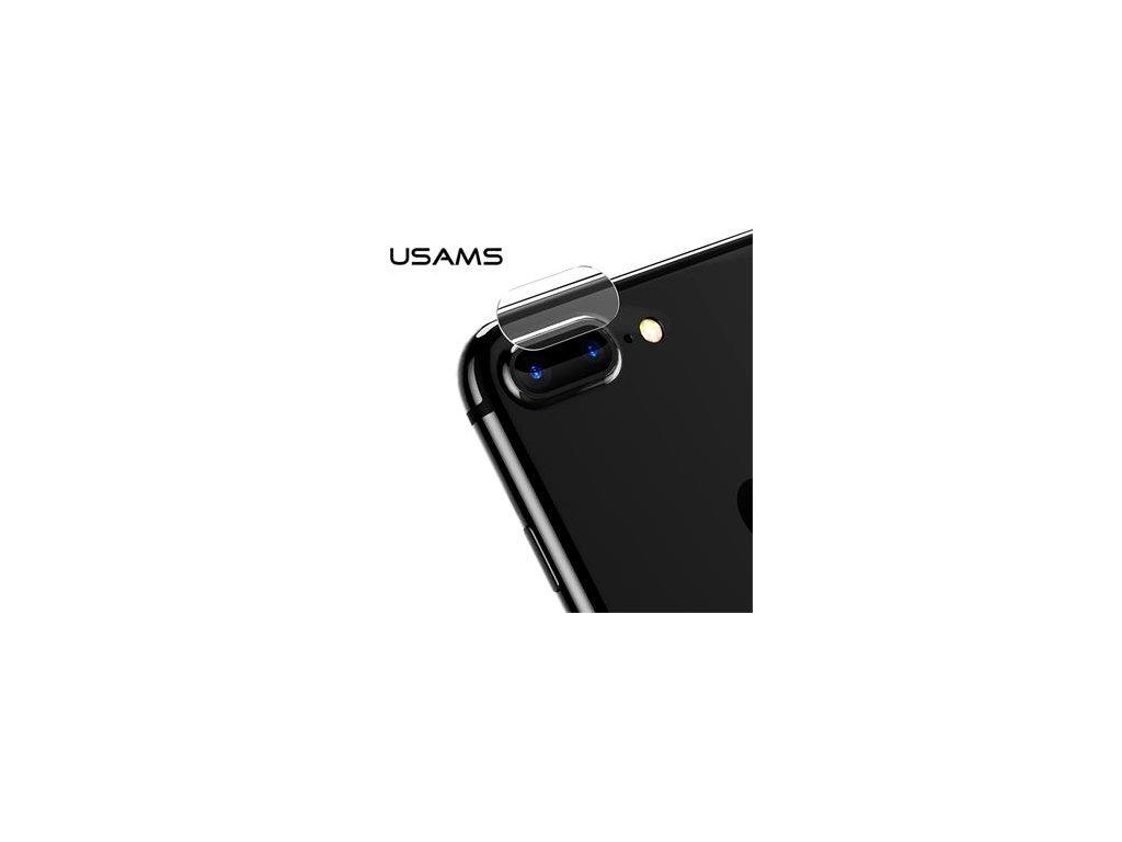 USAMS tvrzené sklo na kameru iPhone 7 Plus