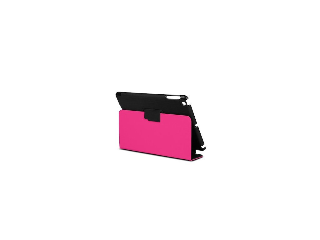 LA full cover black / raspberry iPad Air