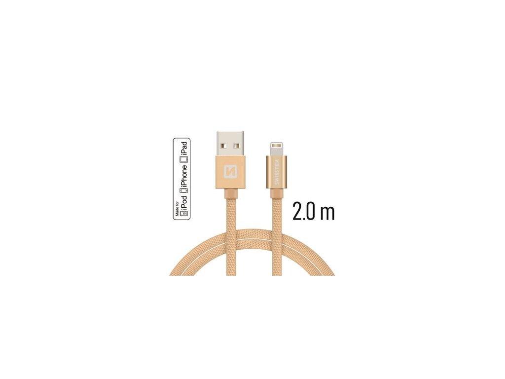 SWISSTEN Lightning kabel 2.0m