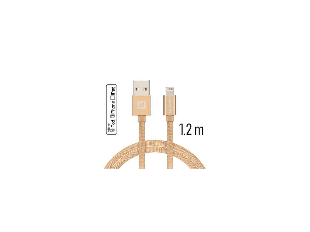 SWISSTEN Lightning kabel 1.2m