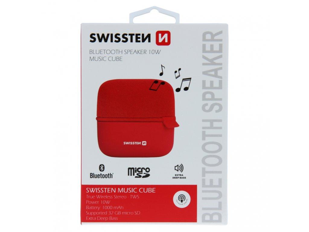 Swissten Music Cube Bluetooth Reproduktor