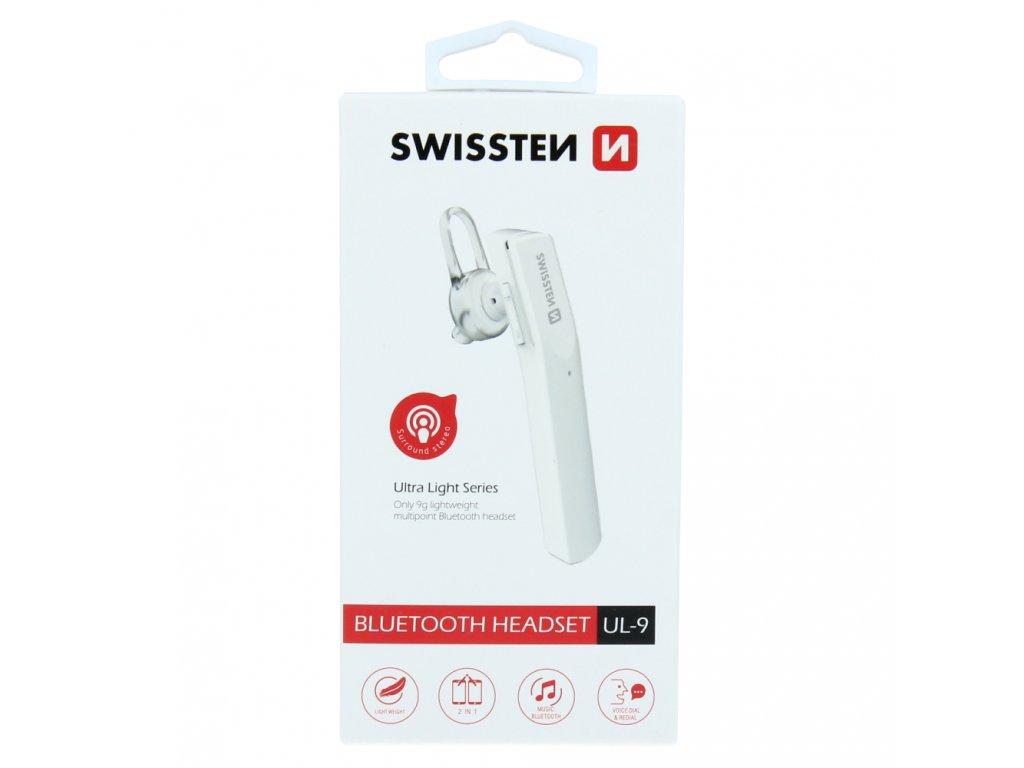 Swissten Bluetooth Headset UL-9