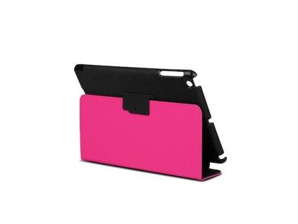 LA full cover black / raspberry iPad Air