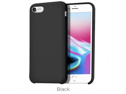 pure series protective case iphone 7 8 black