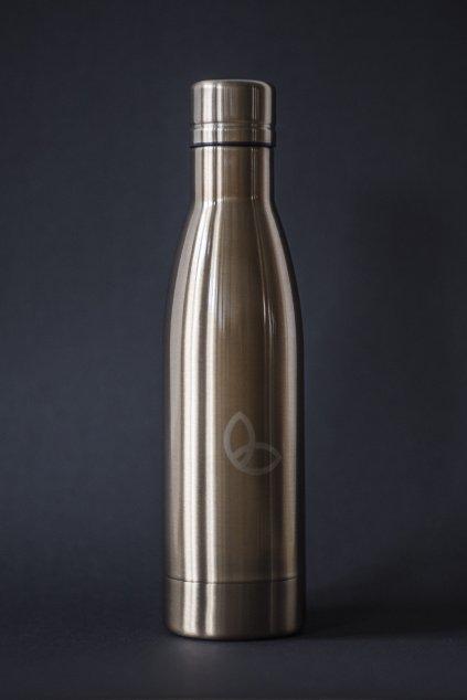 Luxusná termo fľaša ROSEGOLD
