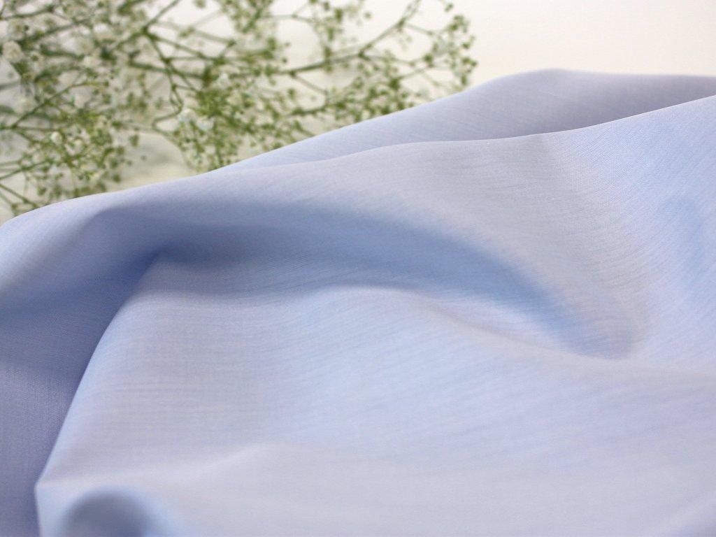 Bavlněný kepr BLUE SKY