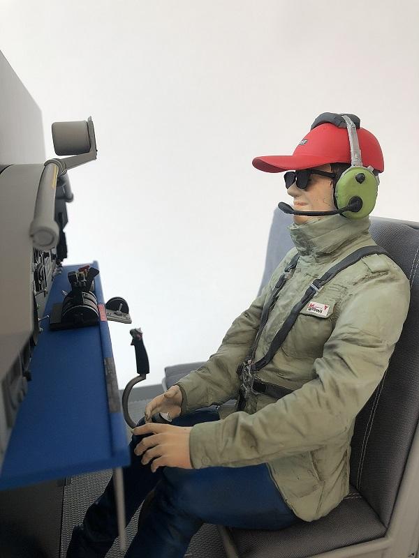 Pilot modelu Pilatus