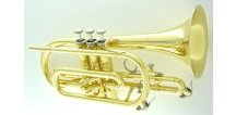 Carol Brass - Bb Kornet CCR-3200-YSS - lakovaný B kus