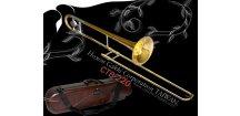 CAROL Brass CTB-2207-GSS-YNNY-Y3 , trombon tahový