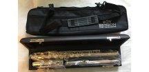 Roy Benson  FL-602E  Pro série - příčná flétna