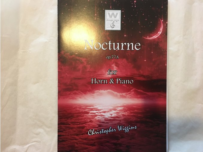 Nocturne op.77A for Horn and piano