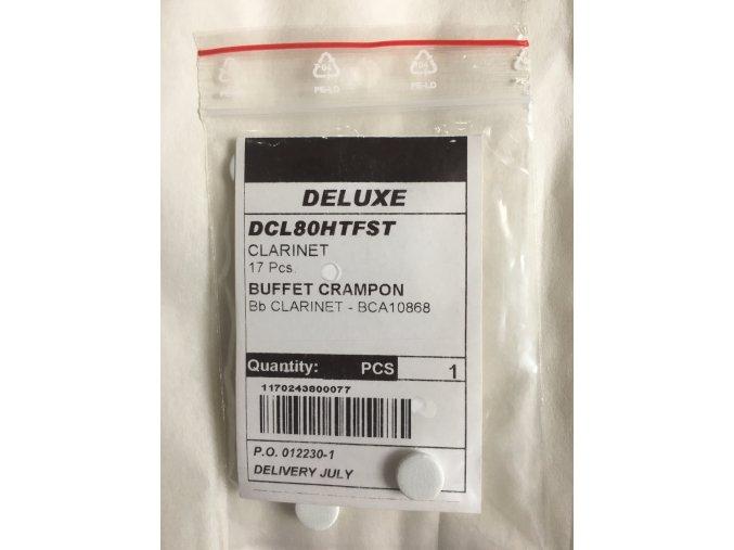 BUFFET CRAMPON - BCA10868 - podlepky pro E12F/Prodige: Bb, A - leather (kožené)
