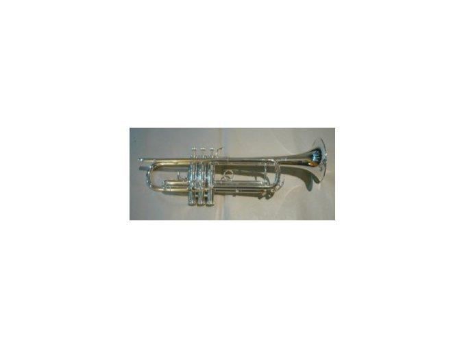 M.Jiracek model 135S - Bb trumpeta perinetová