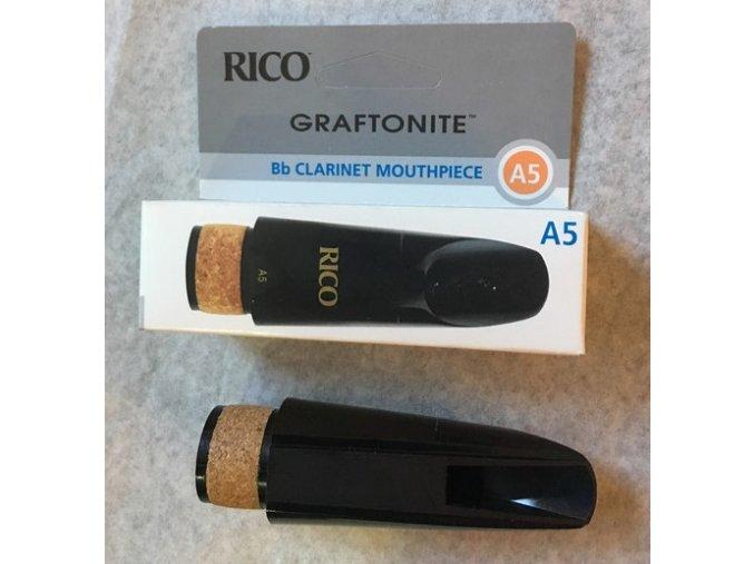 Rico Grafonite Bb Klarinet hubička A5