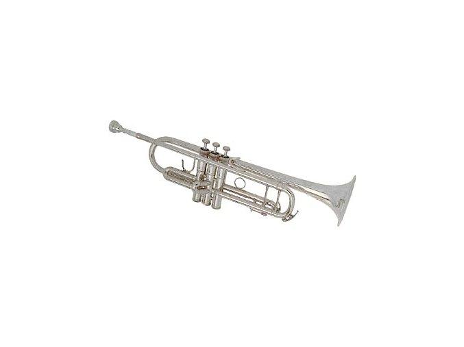 BS 3137-S Challenger1 - Bb trumpeta perinetová, postříbřená