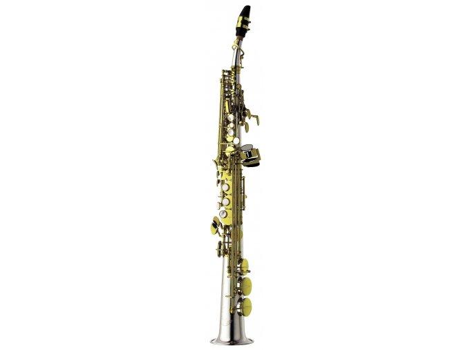 Yanagisawa Bb-soprán saxofon Silversonic S-9930