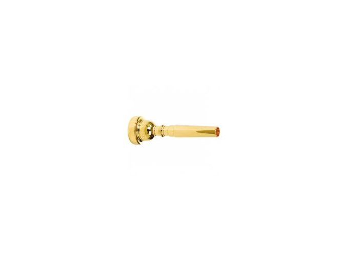 BACH V.  1 1/2C GOLD, série 351 - nátrubek trumpetový, zlatý