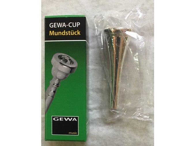 GEWA č.11, nátrubek pro lesní roh