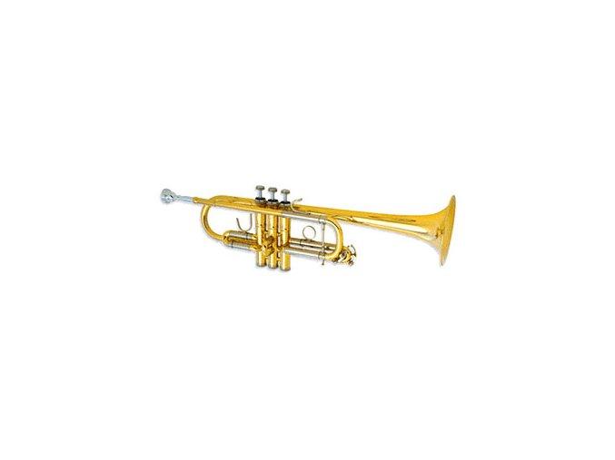 BS 3136/2-L Challenger II C trumpeta profesionání lakovaná