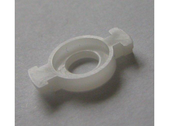 Vodič ventilu, plastový