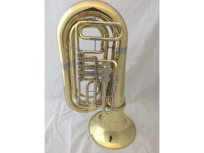 Belltone Bb tuba BTB-240, kompaktní 1/2 velikost