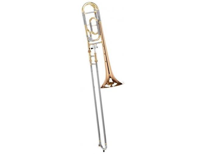 Carol Brass CTB-6219-GSS-YNNN-N3, kvartový trombon zlatomosazný