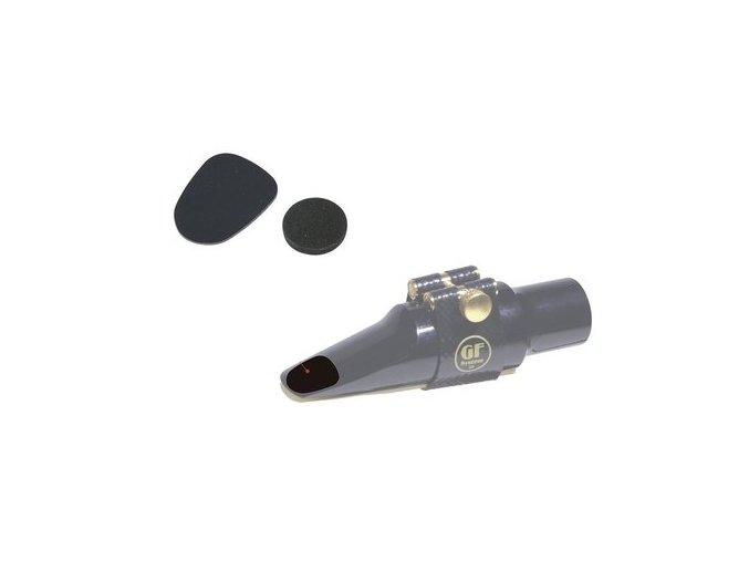 GF system - gumový chránič na hubičku 0,80mm černý