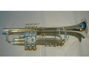M.Jiracek model 139L, B trumpeta, přírodní lak
