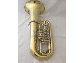 Belltone F tuba BTFU-440 - 5 ventilový cylindrový nástroj, B kus!