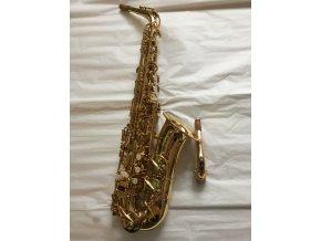 Transound -Alt saxofon TS A1000- Es alto-altka, lakovaný