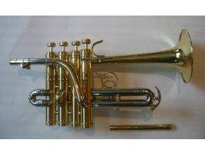 B/A M.Jiracek model 151L - pikolo trubka lakovaná