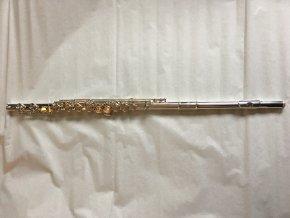 Belltone BFL-450SE příčná flétna, s hlavicí z masivního stříbra