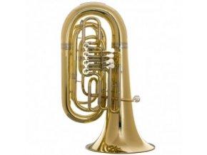 """Melton 2011RA """"Gravity"""" Bb tuba cylindrová, 3/4 velikost"""