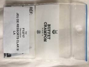 BUFFET CRAMPON - F13717-sada pružin pro Bb/A Klarinet