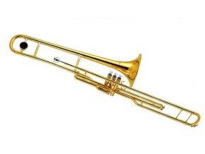 Belltone BTB-115L, C trombon perinetový, lakovaný