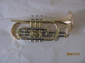 Carol Brass - Bb Kornet Cornet, CCR-3000-GSS-Bb-L- lakovaný