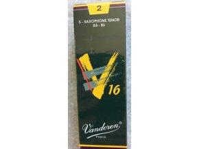 Vandoren V16 plátky pro Tenor saxofon 2