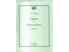 Caprice for Horn and Piano -  Opus 98a - C.D.Wiggins