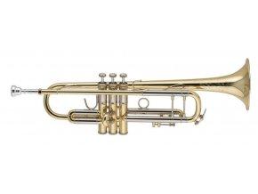 Vincent Bach 190 -37 Stradivarius, B trubka lakovaná