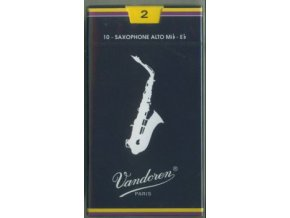 Vandoren Traditional plátky pro Alt saxosofon 2, classic