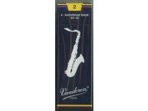 Vandoren Traditional plátky pro Tenor saxofon 2