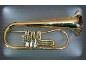 M.Jiracek & sons model 182L - křídlovka Bb, cylindrová