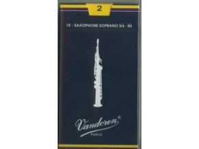 Vandoren Traditional plátky pro Sopran sax. 2 1/2