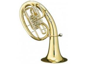 B&S 3046-L Bb Baryton profesionální  zlatomosazný cylindrový 4 ventilový