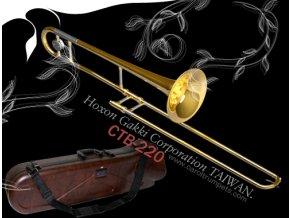 CAROL Brass CTB-2207-YSS-YNNY-Y3 , trombon tahový