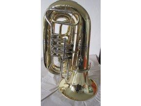 V.F. Červený CBB 683-4   Tuba Arion čtyřventilová