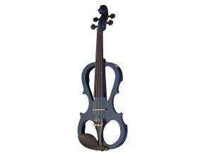 Elektrické housle Belltone BEV-09, kompletní sada