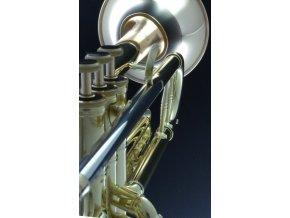 Carol Brass Trubka B CTR-5060H-GSS - S, postříbřená
