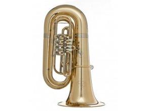 B&S GR55-L Bb Tuba profesionální cylindrová  4 ventilová 5/4
